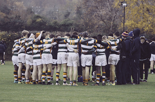 Rugby St Pats High School
